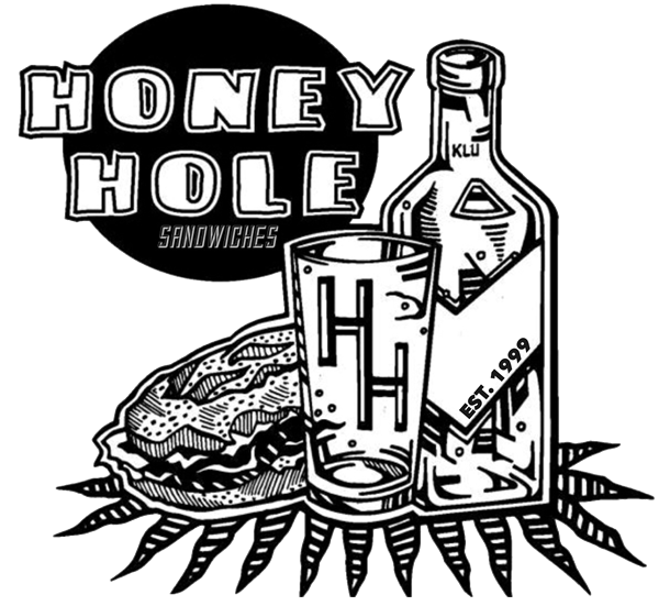 Honey Hole Sandwiches